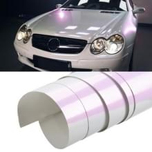 8 x 0 5 m Auto Decoratieve Wrap Film Diamond White Verkleuring PVC Body Changing Color Film (Paars)