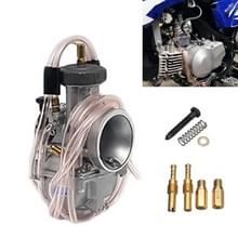 PWK34mm Universal Motorcycle Carburateur Carb Motor Carburateur