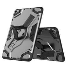 Voor iPad mini (2019) / mini 5 Escort Series TPU + PC Shockproof Beschermhoes met houder(zwart)
