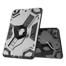 Voor iPad mini 3 / 2 / 1 Escort Series TPU + PC Schokbestendige beschermhoes met houder(zwart)