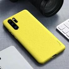 Voor Huawei P30 Pro iPAKY Starry Series Schokbestendig stromateriaal + TPU beschermhoes (geel)