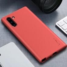 Voor Samsung Galaxy Note 10 iPAKY Starry Series Schokbestendig stromateriaal + TPU beschermhoes(Rood)