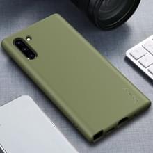 Voor Samsung Galaxy Note 10 iPAKY Starry Series Schokbestendig stromateriaal + TPU-beschermhoes (Legergroen)