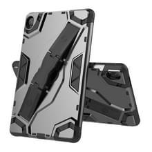 Voor Huawei MediaPad M6 8.4 Escort Series TPU + PC Schokbestendige beschermhoes met houder(zwart)