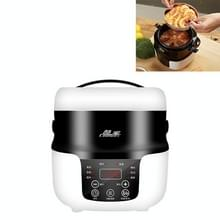 COOLBOX Vehicle Multi-function Mini Rice Cooker Capaciteit: 2.0L  Versie:12V Standaard