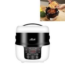 COOLBOX Voertuig Multi-functie Mini Rice Cooker Capaciteit: 2.0L  Versie:12V-220V Huishouden / Auto