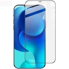 Voor iPhone 12 Pro Max IMAK 9H Full Screen Tempered Glass Film Pro+ Serie