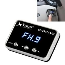 Voor Ford Everest -2014 TROS TS-6Drive potent booster elektronische throttle controller