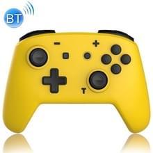 YS06 voor Switch Pro draadloze Bluetooth GamePad Game Handle Controller  Kleur:Zwart Geel