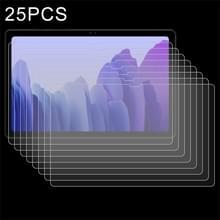 Voor Samsung Galaxy Tab A7 T500 25 PCS 9H HD explosiebestendige gehard glasfilm