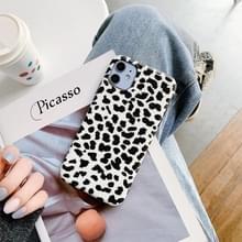 Voor iPhone 11 Leopard Print Patroon Beschermhoes