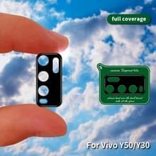 Voor Vivo Y50 / Y30 zijdescherm Lichtgevende ring camera lens film