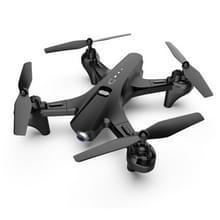 LS-UTU 4K Double HD Camera Mini opvouwbare RC Quadcopter Drone Afstandsbedieningsvliegtuigen (Zwarte kleurendoos)