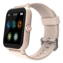 Blackview R3 Pro 1 54 inch Kleurenscherm Bluetooth 5.0 Smart Watch met TPU Watchband  Support Sleep / Hartslagmeter & Fitness Tracker & 12 Sportmodus(Roze)