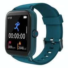 Blackview R3 Pro 1 54 inch Kleurenscherm Bluetooth 5.0 Smart Watch met TPU Watchband  Support Sleep / Hartslagmeter & Fitness Tracker & 12 Sportmodus(Groen)