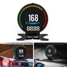 P15 OBD2 Auto HUD Head-up Display WaterTemperatuur / Voertuigsnelheid / Spanning