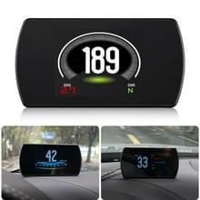 T800 Auto HUD Head-up Display GPS Speed Display Speed / Voltage Alarm Hoogte Display