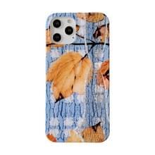 Nordic Maple Leaf Full Cover IMD TPU Schokbestendige beschermtelefoonhoes voor iPhone 11 Pro Max