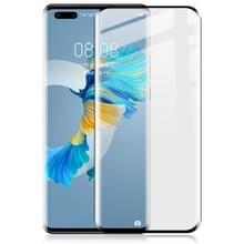 Voor Huawei Mate 40 Pro 5G IMAK 3D Gebogen full screen gehard glasfilm