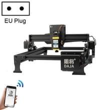 DAJA A3 5.5W 5500mW 22x29cm Graveergebied 360 Graden Rotatie Laser Graveur Snijmachine  EU Plug