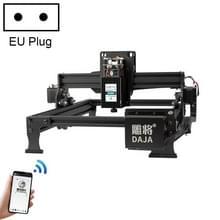 DAJA A3 7W 7000mW 22x29cm Graveergebied 360 Graden Rotatie Laser Graveur Snijmachine  EU Plug