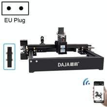DAJA D3 10W 10000mW 23x28cm graveergebied 360 graden rotatie laser graveur snijmachine  EU-stekker