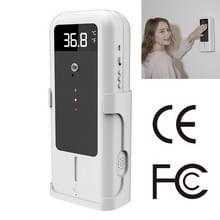 YAD-001 Infraroodthermometer + automatische infraroodsensorsterilisatiedispenser met statiefhouder