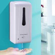 N2001 1000ml Aan de muur gemonteerde Drip Inductiehandsanker zeepdispenser met veiligheidsslot