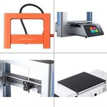 JGAURORA A3S Desktop hoge precisie metalen plaat driedimensionale fysieke 3D Printer van het kader