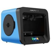 JGAURORA A4 bureaublad hoge precisie metalen plaat + hoge Injection Molding driedimensionale fysieke 3D Printer van het kader (blauw)