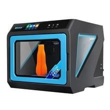 JGAURORA A7 bureaublad hoge precisie metalen plaat + hoge Injection Molding driedimensionale fysieke 3D Printer van het kader (zwart)
