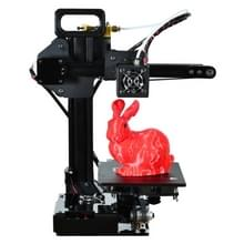 D1 3D Aluminum Alloy Three-Dimensional Physical Printer with LCD Display  Use PLA 1.75mm Printing Supplies