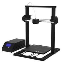 DMSCREATE DP334 360W 10-180mm/s afdrukken snelheid 3D-Printer  ondersteunen Auto-herverdeling / SD-kaart  de grootte van de afdrukken: 300 * 300 * 400 mm