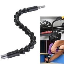Kunststof oplaadbare boor elektrische schroevendraaier dedicated flexibele shafting torque boorstangen  lengte: 20cm