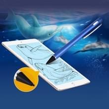 Universeel oplaadbare Capacitieve Touch scherm Stylus Pen voor iPhone  iPad  Samsung  en andere Capacitieve Touch scherm Smartphones of Tablet PC(Dark Blue)