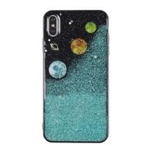 Universe Planet TPU beschermhoes voor Galaxy S8 plus (universeel geval B)