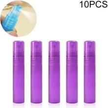 10 PCS 5ml Desinfectie Masker Spray Bottle Lege Fles (Paars)
