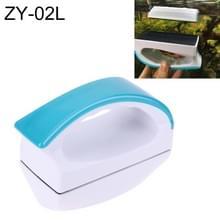 ZY-02L aquarium vis tank geschorst handvat ontwerp magnetische Cleaner borstel schoonmaakmiddelen  L  grootte: 11.5 * 9 * 6cm