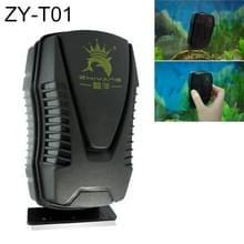 ZY T aquarium vis tank zwevende magnetische schraper Cleaner borstel Reinigingshulpmiddelen  L  grootte: 12.2 * 6.6 * 6.6 cm
