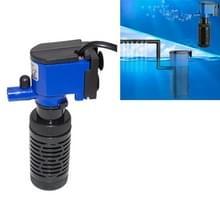 ZY-m2 4W 400L/H multifunctionele Dompel aquarium water pomp circulatiepomp Fish tank interne lucht filter  EU-stekker
