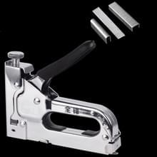 Nagelpistool U type/T type/deur type nagel universele Nailer met handvat geval & 1000 PC'S nagels