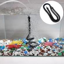 90cm dubbele hoofden Aquarium Pomp Bubble Bar slang Aquarium accessoires zuurstof Strip luchtblazer voor aquaria en aquaria
