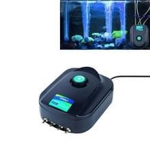 SOBO SB-988 12W  4 verkooppunten verstelbare stromen stille Aquarium luchtpomp Fish Tank zuurstof luchtpomp