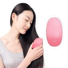 Originele Xiaomi Yueli draagbare negatief Ion Massage kam (mat lichtrood)