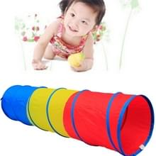 3-kleur Tunnel kruipen binnens- en buitenshuis Toy buis kinderen spelen kruipen Games toegang