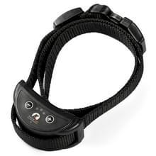 PD258 Automatische Anti kraag huisdier opleiding controlesysteem blaffen voor honden  S Size(Black)