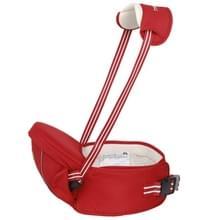 Ergonomische draagzak met Hip stoel voor Baby met reflecterende Strip voor 0-3 jaar Old(Red)