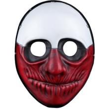 Halloween masker PVC Halloween Festival partij oude Man patroon masker