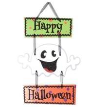 Halloweenfeest opknoping Ghost hanger Ornament decoratieve karton  grootte: 30 * 22cm