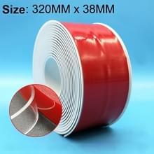 PVC keuken en badkamer waterdicht en meeldauw proof tape  grootte: 38mm x 3.2 m (wit)